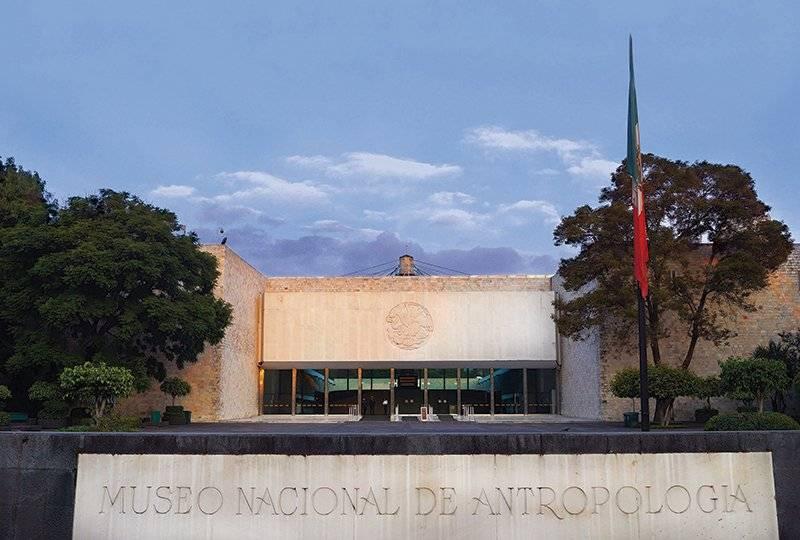 Museo Nacional de Antropología Foto: Cortesía INAH