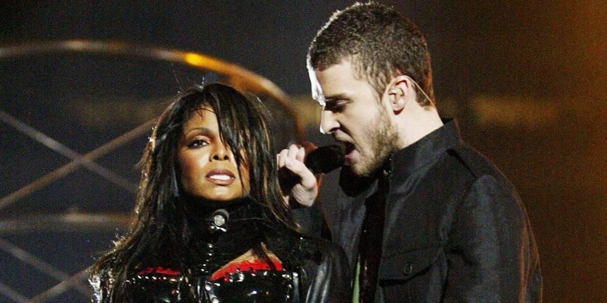 A 15 años del escándalo de Justin Timberlake y Janet Jackson en el Super Bowl