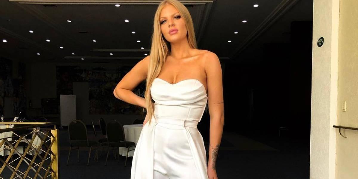 Luísa Sonza se emociona ao falar de foto nua vazada: 'não vou ficar mal'