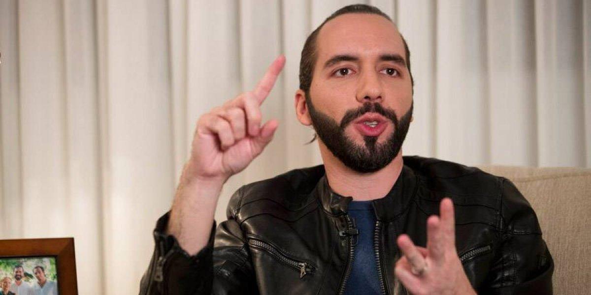 Nayib Bukele aventaja en votación presidencial en El Salvador
