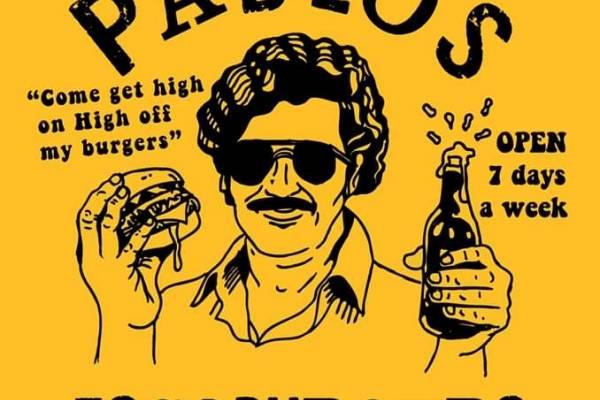 Polémica en Australia por restaurante con temática de Pablo Escobar