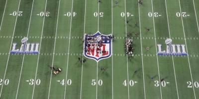 GALERÍA: Las mejores imágenes del Super Bowl LIII