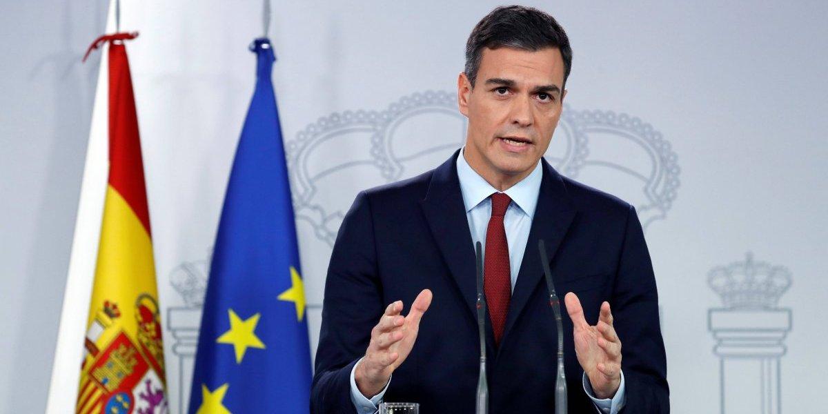Este lunes, España hará efectivo el reconocimiento a Guaidó como presidente