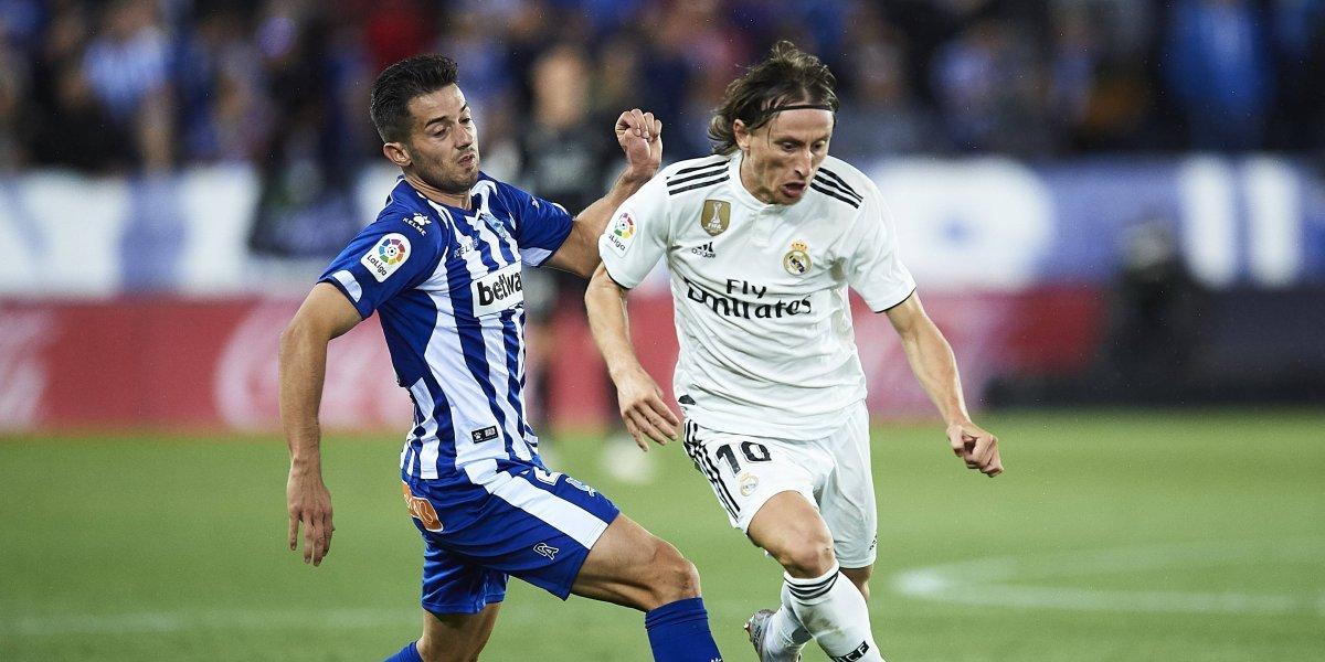 Real Madrid vs. Alavés: una dura prueba antes de los clásicos
