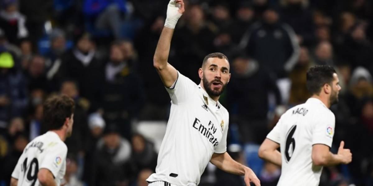 El Madrid derrota al Alavés de la mano del mejor Benzema