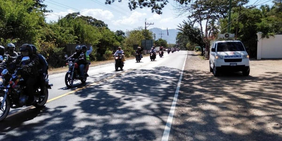 Empieza retorno de peregrinos que participaron en la Caravana del Zorro