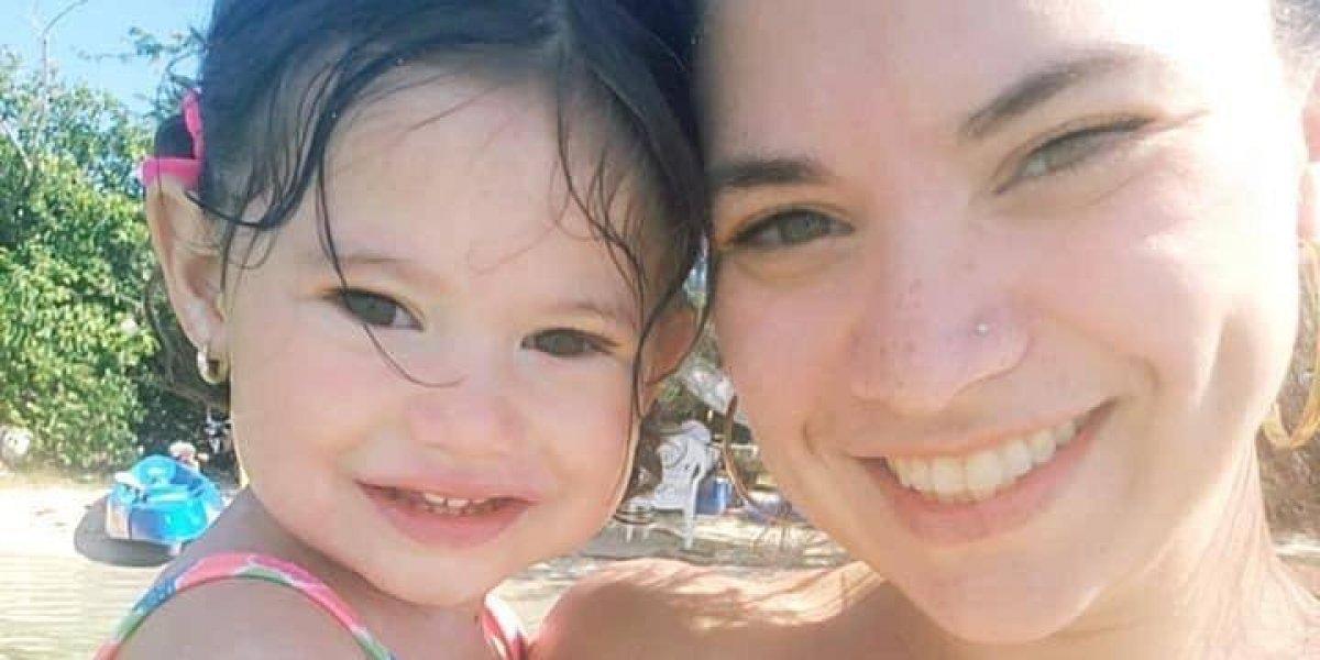 Piden ayuda para encontrar a joven madre e hija desaparecidas
