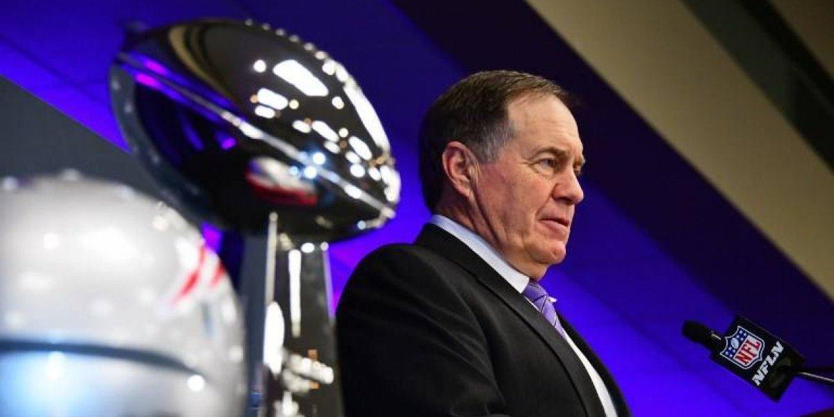 Desde Atlanta: entrevista con Bill Belichick, entrenador de los Patriots de Nueva Inglaterra