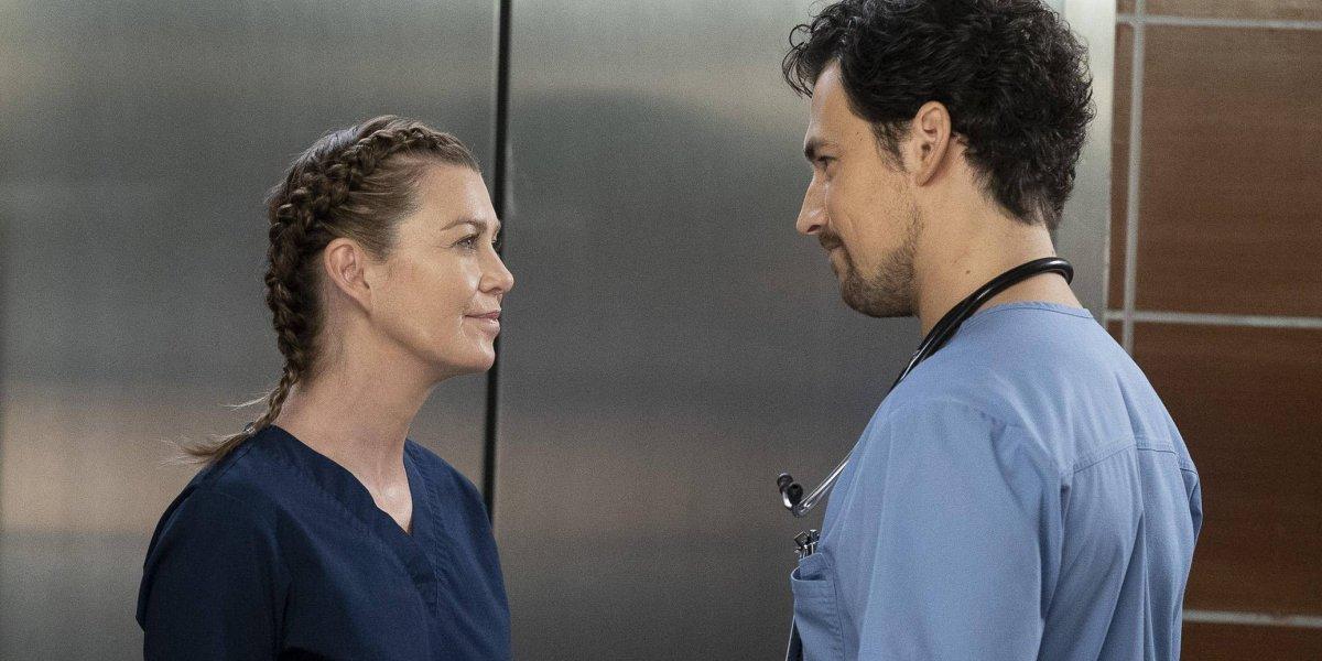 Grey's Anatomy: Revelam destino de casal que ficou por um fio na 15ª temporada