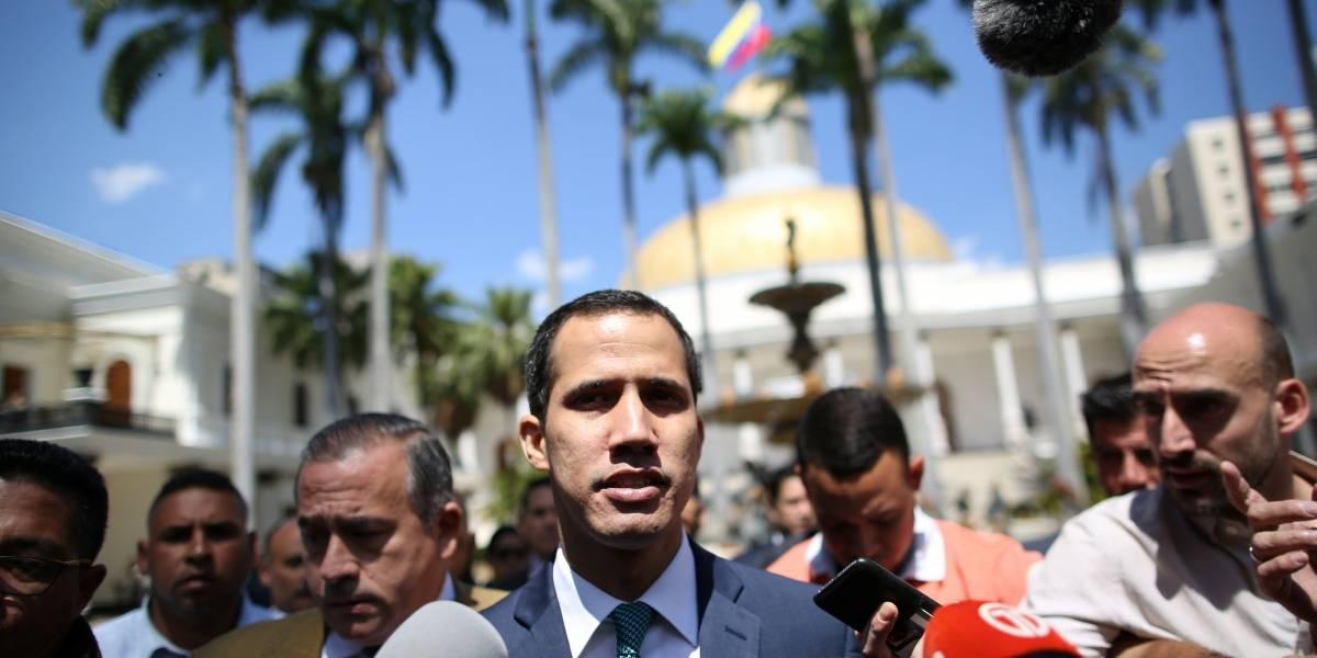 Brasil abrirá centro de ajuda humanitária para a Venezuela, diz Guaidó