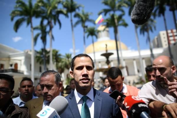 juan guaido venezuela presidente assembleia