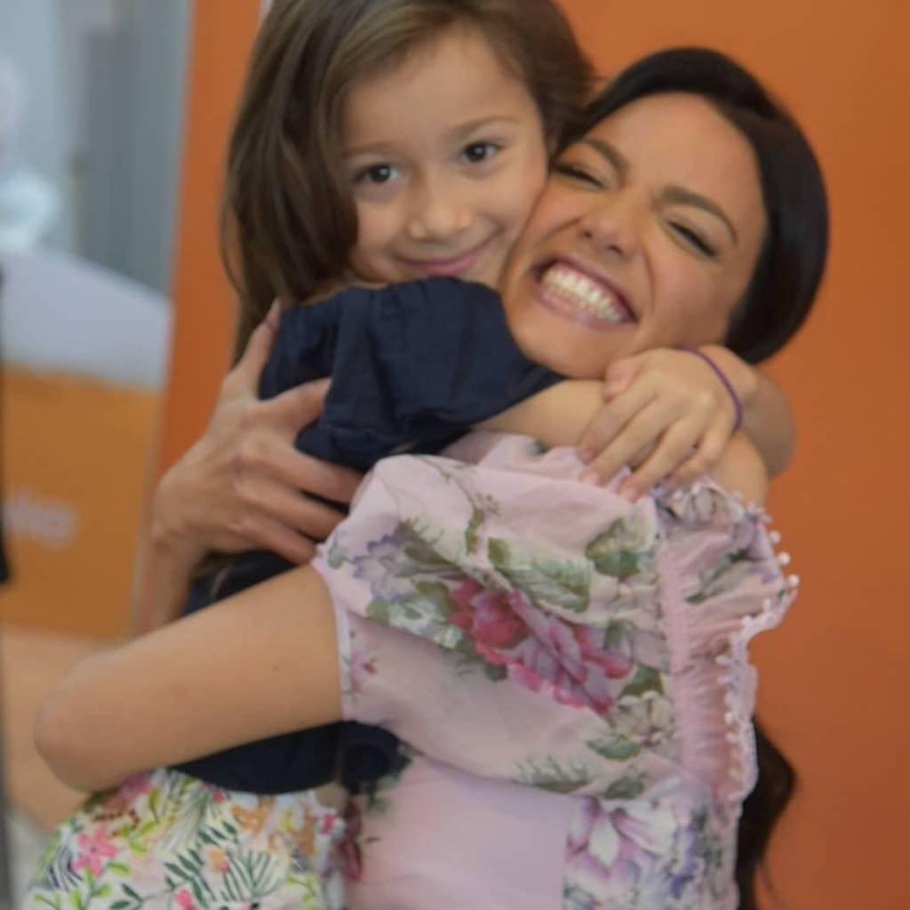 Ghia y Zuleyka Rivera