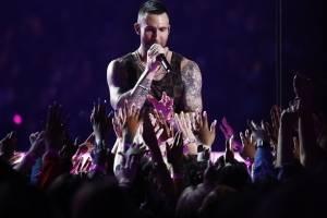 Adam Levine, de Maroon 5