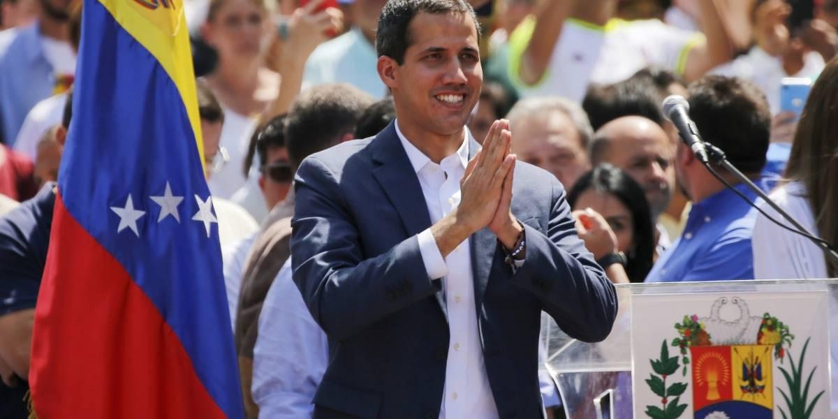Países europeos reconocen a Juan Guaidó como presidente interino de Venezuela
