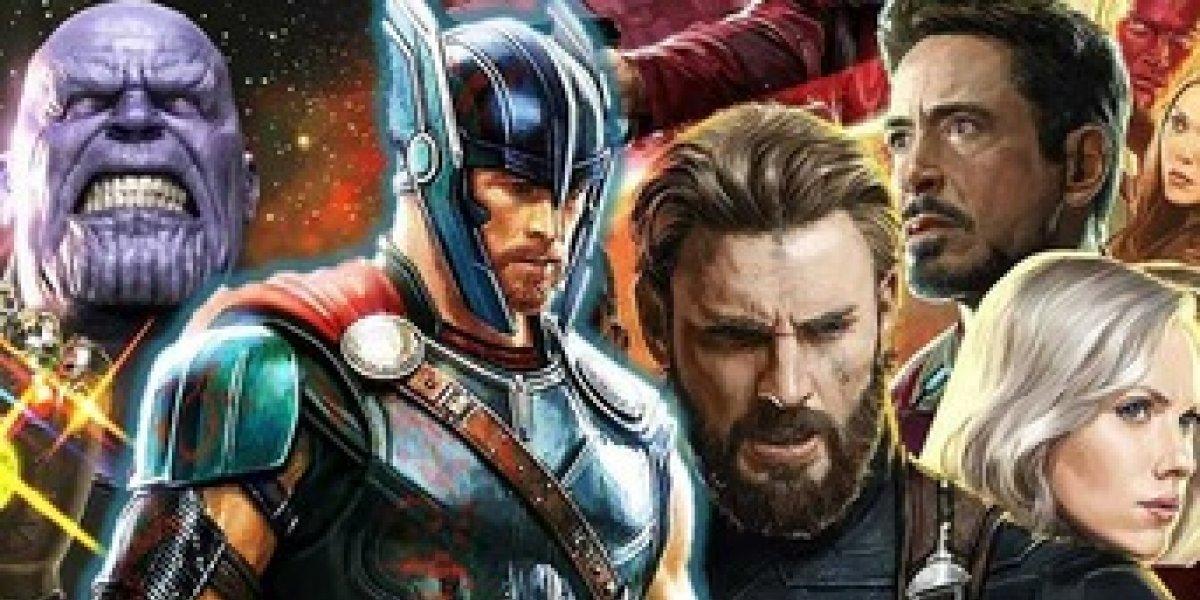 ¿Quién se enfrentaría primero contra Thanos?