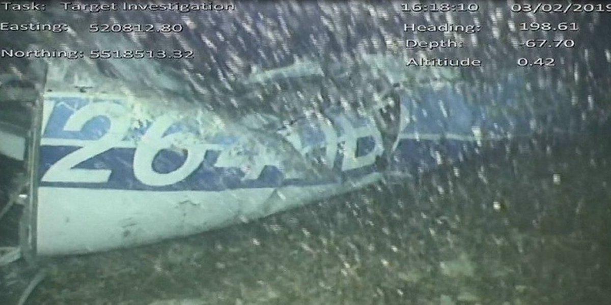 Hallan cuerpo dentro del avión donde viajaba futbolista Emiliano Sala