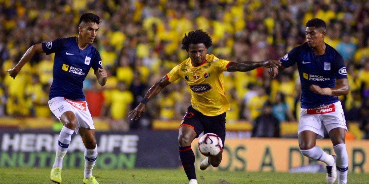 Copa Libertadores: Barcelona SC viaja a Uruguay con dos bajas sensibles