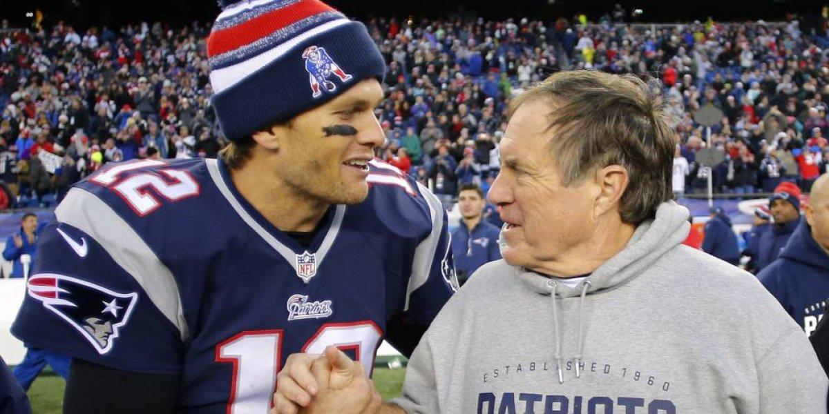 Brady y Belichick convierten a Boston en una dinastía