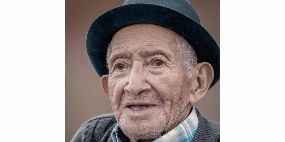 Murió Candelario, el silletero más antiguo del Desfile de Silleteros de Medellín