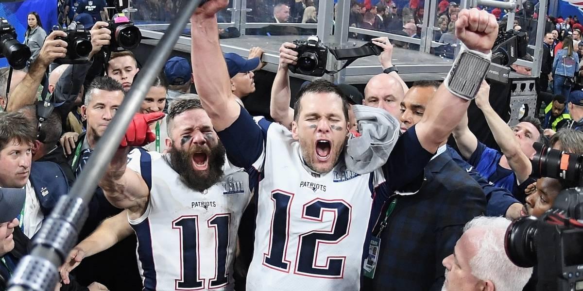 Los Patriots y Tom Brady agrandan su leyenda con el sexto título de Super Bowl