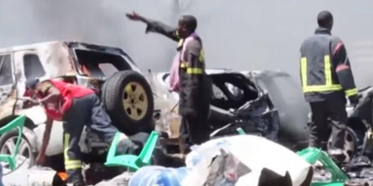 Coche bomba deja siete muertos en Somalia: podría tratarse de grupo vinculado a Al Qaeda