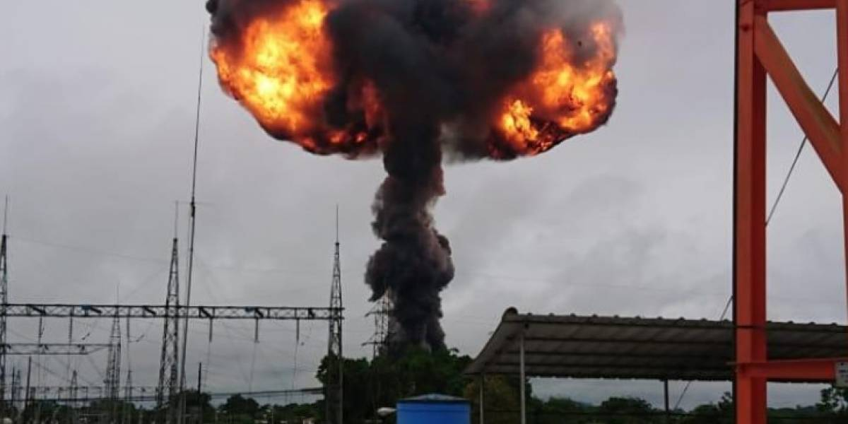 Santo Domingo: Se reportó un incendio estructural en el sector Jardines del Edén