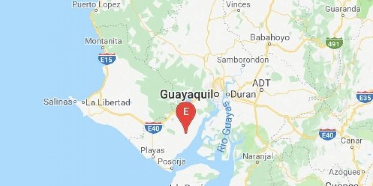Lunes 4 de febrero: Sismo de 5.98 se registró en Playas, Guayas
