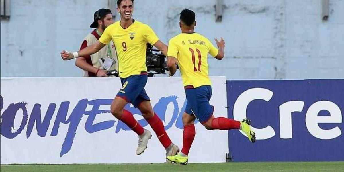 Sudamericano Sub 20: Ecuador encontró la victoria al último minuto