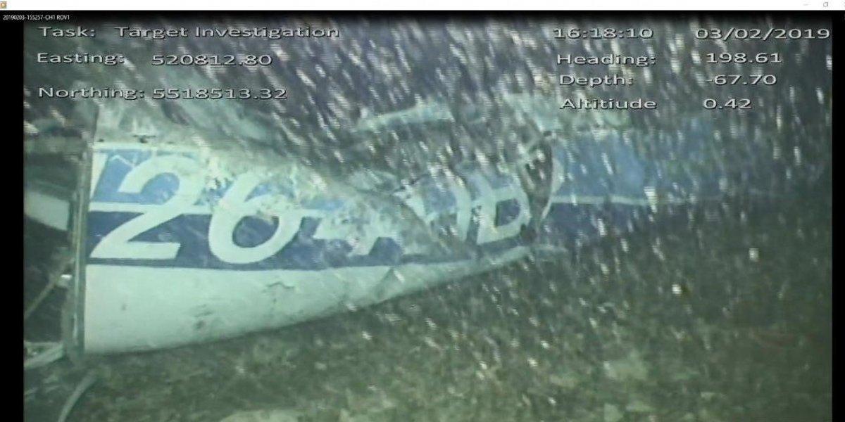 Siguen los avances: Hallan cuerpo en la avioneta que llevaba a Emiliano Sala