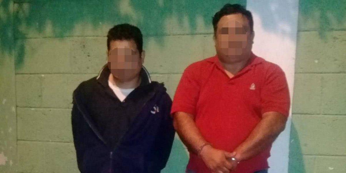 Dos supuestos robacarros son capturados en la Avenida Hincapié
