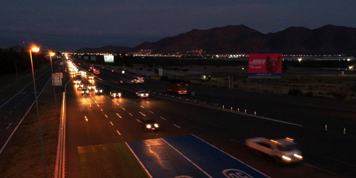 Recambio de veraneantes: 14 fallecidos en 436 accidentes carreteros durante el fin de semana