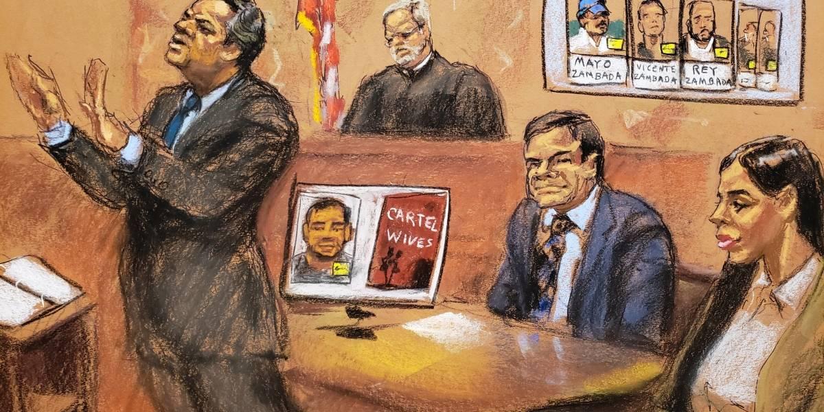 Chapo Guzmán pagó por sexo con niñas, según documentos judiciales que él niega
