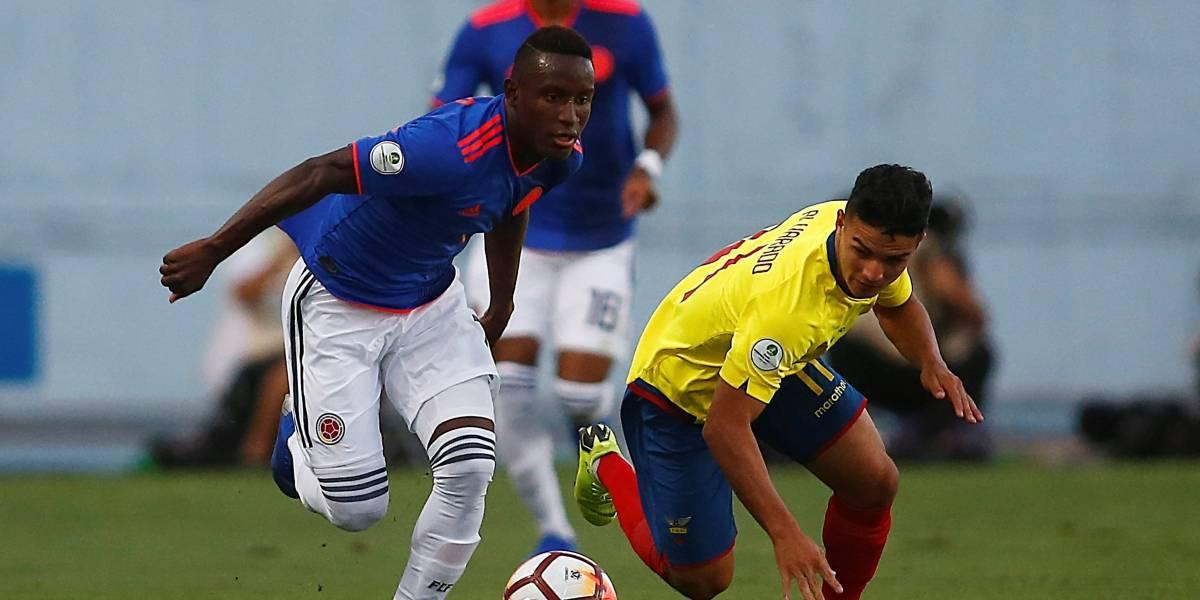 ¡Cero absoluto! La sub 20 perdió con Ecuador y el Mundial es casi imposible