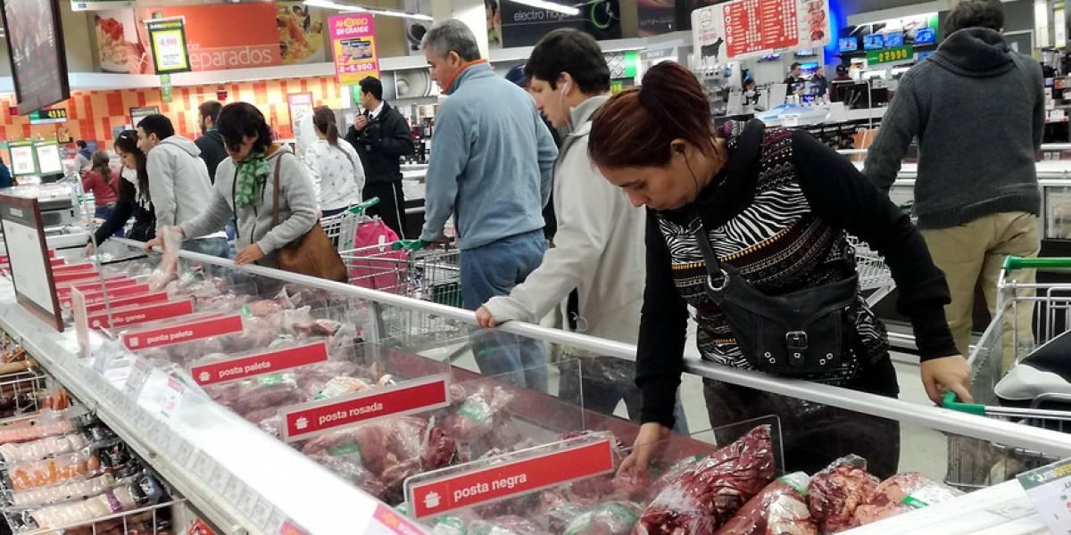 Débil actividad del comercio en diciembre: sector acumuló alza de 5,1% en 2018