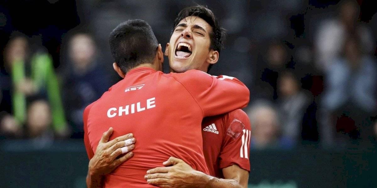 Garin y Jarry encabezan la nómina de Chile para las Finales de Copa Davis de Madrid