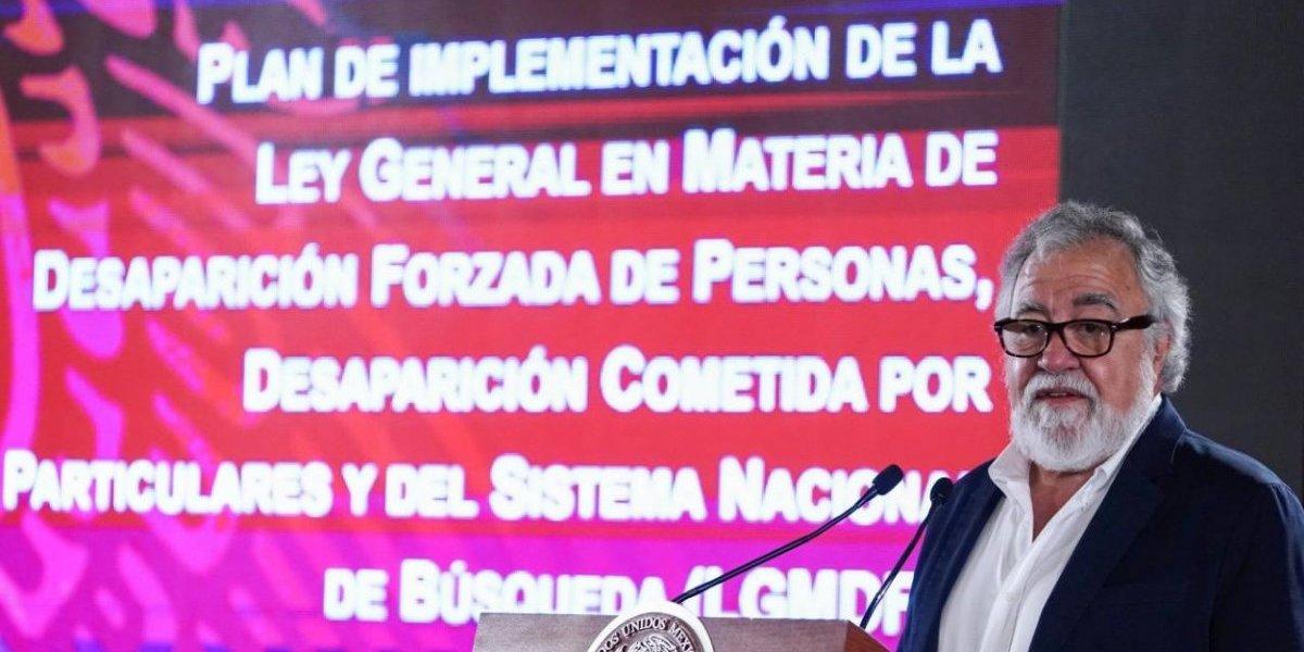 México pone en marcha un programa para buscar a 40.000 desaparecidos