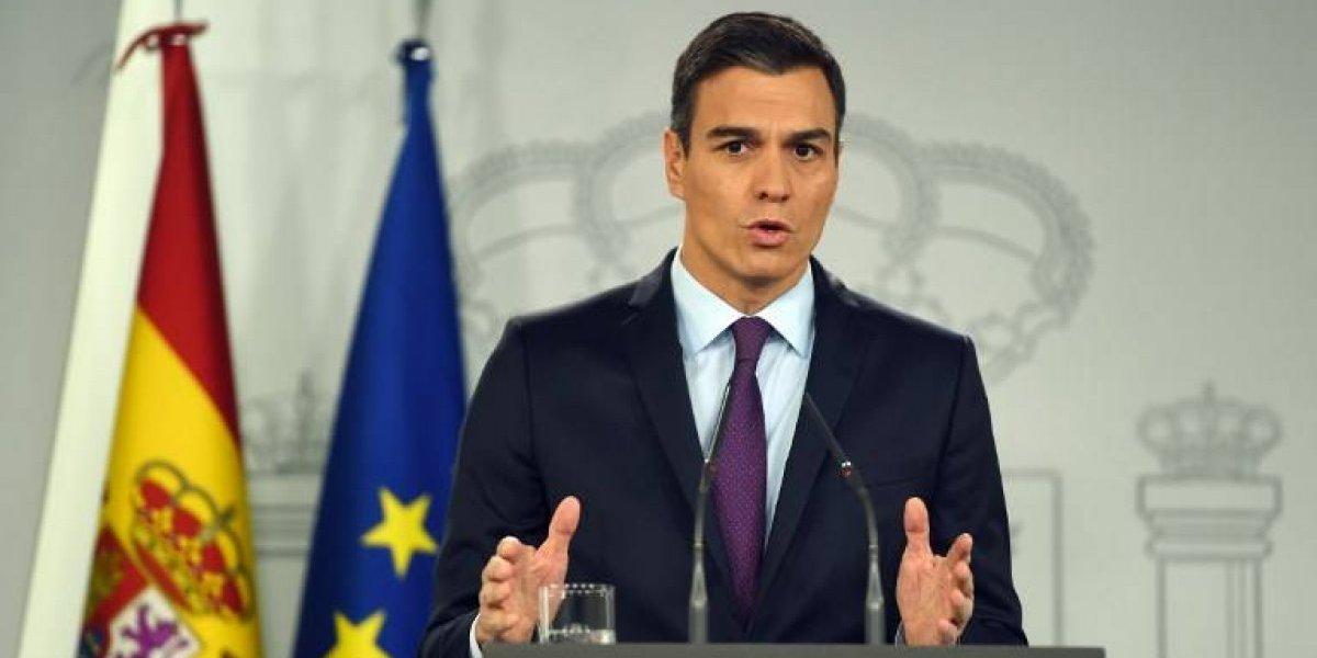 España reconoce a Juan Guaidó como presidente encargado de Venezuela