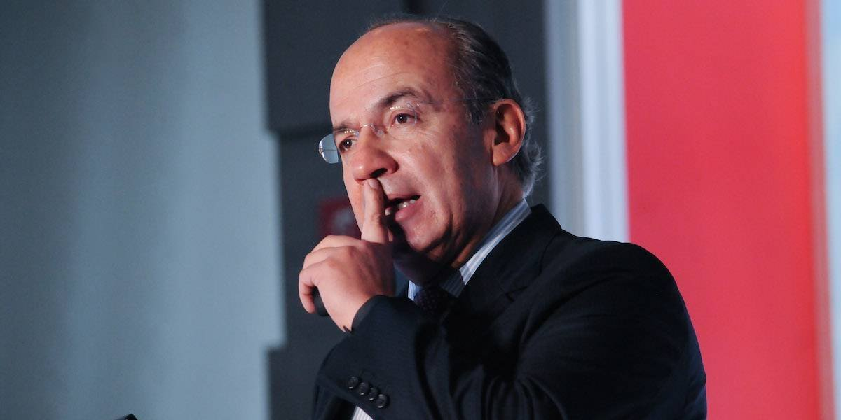"Calderón agradece disculpa de AMLO; ""he actuado con rectitud"", asegura"