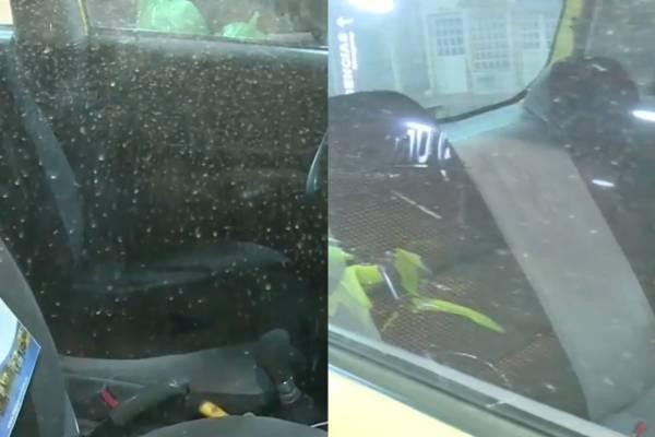 Taxista recogió vivo a un pasajero y lo mataron