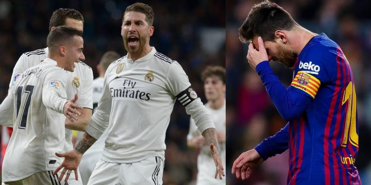 ¡De no creer! Lionel Messi se perdería el primer Barcelona vs. Real Madrid del 2019
