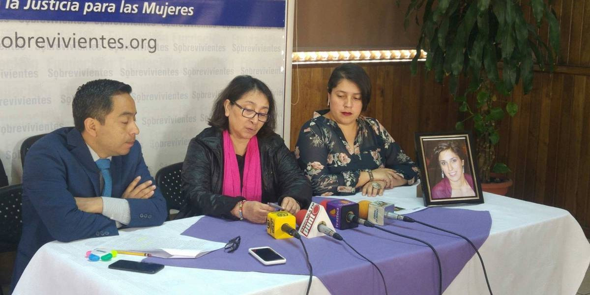 Fundación Sobrevivientes ve positiva la reciente resolución en el caso Siekavizza