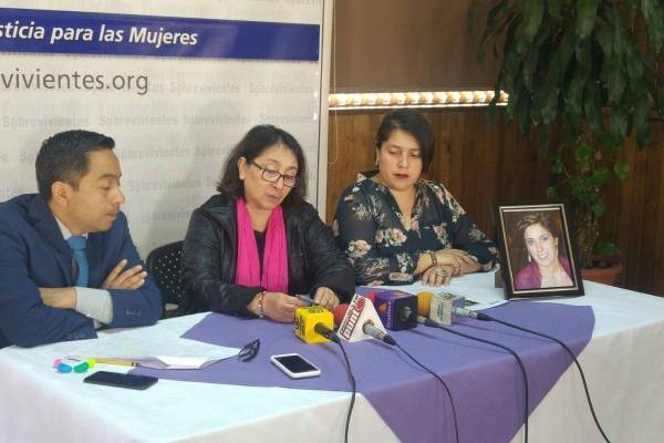Fundación Sobrevivientes ve positiva resolución en el caso Siekavizza