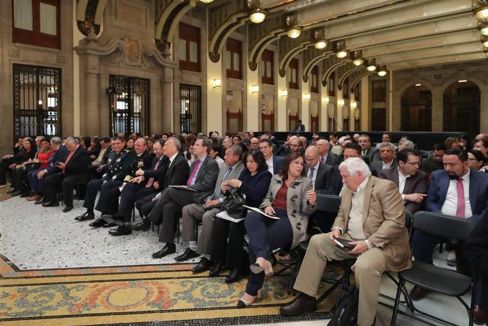 Foto: Gobierno de la República