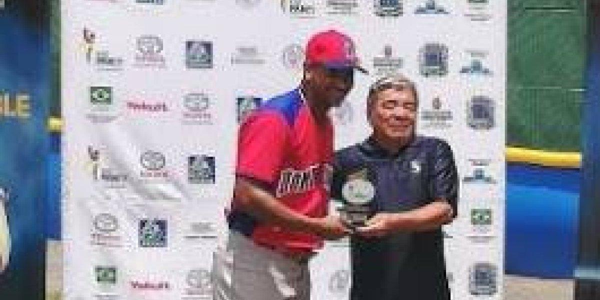 Garabez Rosa fue el MVP de Prepanamericano
