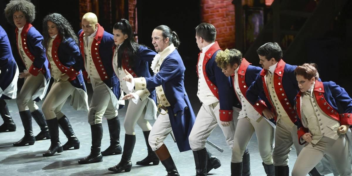 Hamilton ayuda a recaudar $14 millones para las artes en la isla