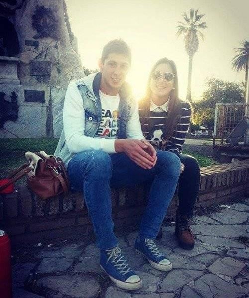 Emiliano Sala y su hermano Instagram