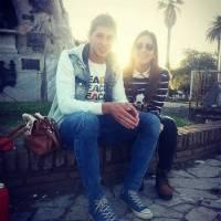 Emiliano Sala y su hermano