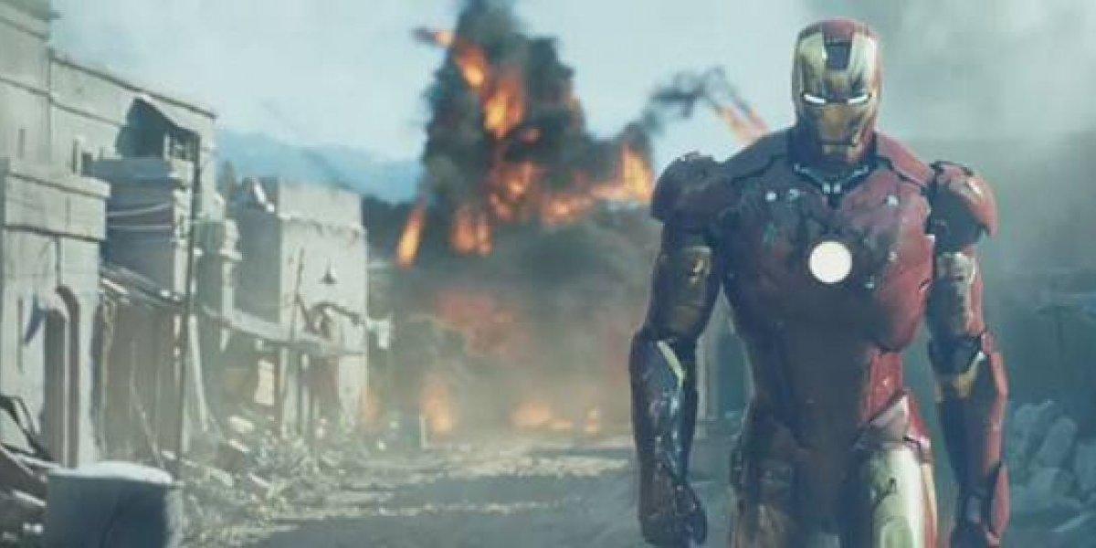Avengers Endgame: Una luz de salvación para el hombre de acero