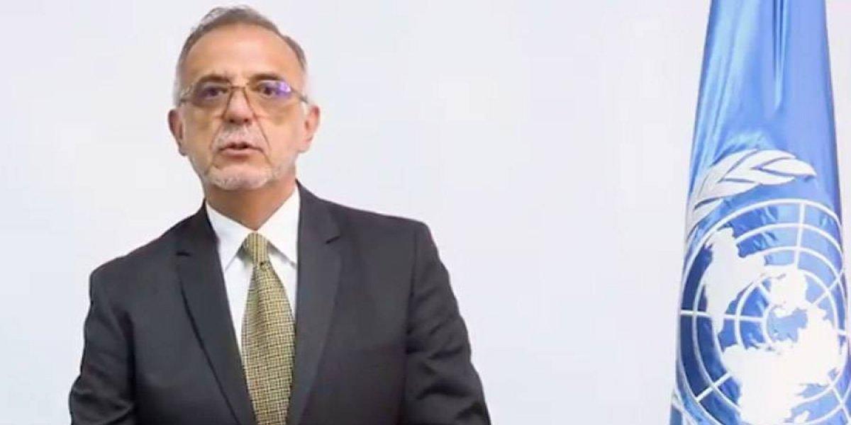 VIDEO. Iván Velásquez habló sobre la construcción del Estado de Derecho