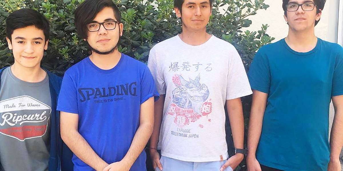 Cuatro jóvenes promesas representarán a Chile en la Olimpiada Internacional de Informática